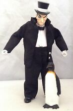 """Batman 9"""" Penguin Target Exclusive With Cloth Outfit By Hasbro LOOSE"""