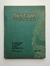 """"""" Photograms of the year 1921 """" by F.J. Mortimer Art-Editor, London 1922 photo"""