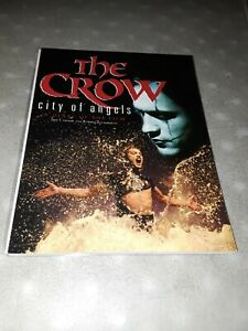 The Crow City of Angels A Diary of the Film 1996 Kitchen Sink Press James O'Barr