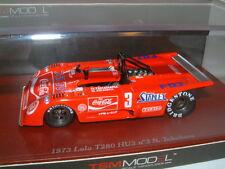 1/43 TSM Lola T280 HU3 #3, Coke Cola 1973, Takahara & Asaoka