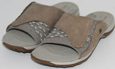 WOMEN SHOES  MERRELL MULES Size EU 36.5 US 6M  GRAY SUEDE NEW