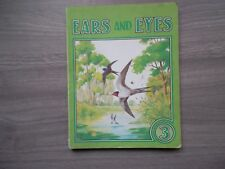 EARS AND EYES 3  - JUNIOR SCHOOL TEXTBOOK including sheet music