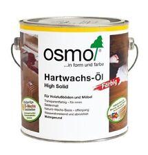 Osmo Aceite Hardwax HS 3040 Blanco transparente 2,5 l