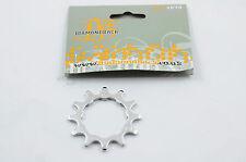 "12T TEETH 1/8"" SPROCKET COG DIAMOND BACK BMX CASSETTE AFFIX FREE-HUB WHEEL HUB"
