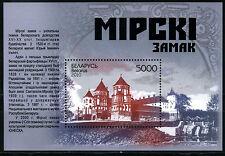 2010. Belarus. Mir Castle. MNH. S/sheet.