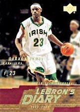 2003 Upper Deck Lebron James #LJ1 Basketball Card