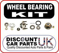 bk6 REAR WHEEL BEARING Daihatsu YRV 1.3 1298CC FWD Petrol 16V 1298cc 86bhp