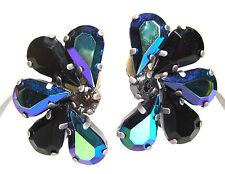Mode-Ohrschmuck aus gemischten Metallen mit Tropfen-Schliffform für Damen