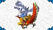 Pokemon event: 2018 Legends: Ho-Oh and Lugia