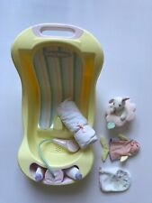 American Girl- Bitty Baby Bath Time Play Set - very good condition