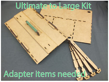 Ultimate to Large Adapter Kit for Portable Paint Station