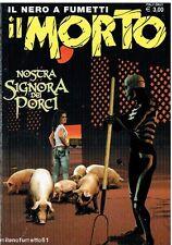 Fumetto Noir IL MORTO n.21