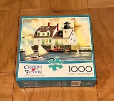 NEW Charles Wysocki Rockland Breakwater Light 1000 Pcs