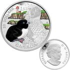 2014 Canada $20 Fine Silver Coin Baby Animals: Puffin