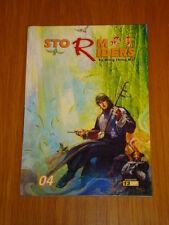 STORM RIDERS VOL 4 COMICS ONE WING SHING MA GRAPHIC NOVEL < 9781588991454