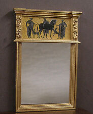 Trumeau Mirror ~ Jim Coates ~ Dollhouse Miniature ~ Handcrafted ~ 1:12 scale