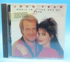 John Tesh - Music in the Key of Love (CD)
