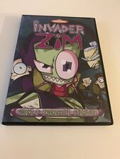 Invader Zim - Vol. 2: Progressive Stupidity (DVD, 2004) VGC 2 Disc