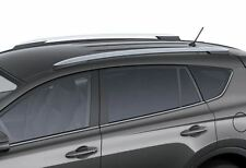 Genuine Toyota Rav4 2012- Roof Rack Side Rails Silver 63401-42080
