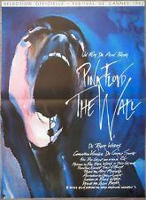 PINK FLOYD THE WALL Affiche Cinéma pliée 55x40 Movie Poster Alan Parker Retirage