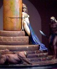EGYPTIAN QUEEN - Polystone Statue by Frank Frazetta Dark Horse