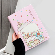 Cute Sumikko Gurashi Smart Leather Case Cover Stand for iPad Pro iPad Air Mini 4
