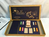 Antique Mr. Ree The Fireside Detective Board Game, Selchow & Richter, Missing pc