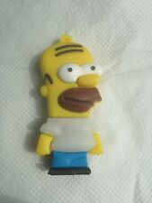 8 Go Homer Simpson USB 2.0 Flash Pen Drive Memory Stick Simpsons Cartoon Neuf