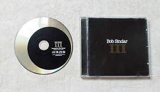 CD AUDIO MUSIQUE / BOB SINCLAR III 15 TRACKS CD ALBUM 2003 ELECTRONIC, HOUSE
