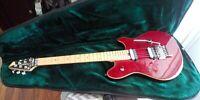 Peavey EVH Wolfgang Guitar W/ Gibson Soft Bag (L#ebr)