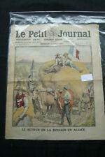 petit journal, supplément illustré N°1548