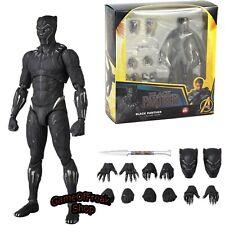 Figura Black Panther 15 cm with box Marvel Figurine