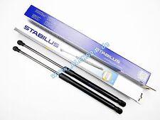 2x STABILUS LIFT-O-MAT LIFTER GASFEDER HECKKLAPPENDÄMPFER MERCEDES C S204 033509