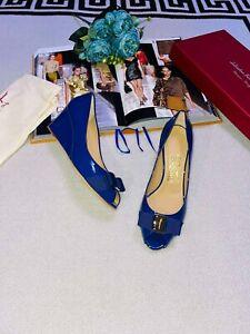 salvatore ferragamo shoes new 100% authentic