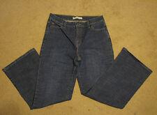 Women's 12 short Levi's 512 boot cut stretch slimming 12S