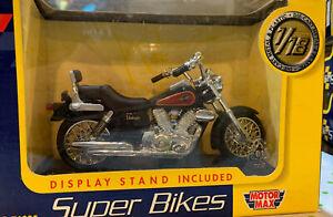 Motor Max SUPER BIKES 1/18 Kawasaki Vulcan