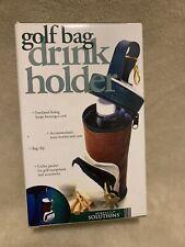 Golf Bag Drink Holder