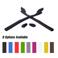Walleva Earsocks/Nosepads For Oakley Half Jacket 2.0/XL - Multiple Options