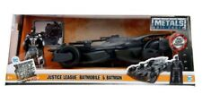 JADA 99232 - 1/24 2017 JUSTICE LEAGUE BATMOBILE WITH BATMAN FIGURE