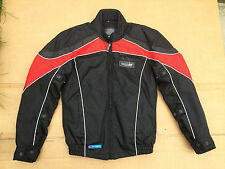 "FRANK THOMAS Mens Textile Motorbike / Motorcycle Jacket Size UK 36"" Chest (box12"
