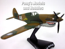 "Curtiss P-40 Warhawk ""Flying Tigers"" 1/90 Scale Diecast Model by Power Model"