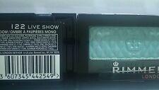 Rimmel Glam Eyes Mono Eyeshadow 2.4g 122 Live Show