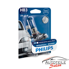 Philips WhiteVision HB3 60% mehr Licht 9005WHVB1 Xenon Effekt 1 Stk.