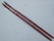 New listing 205cm FISCHER CROWN CROSS COUNTRY SKIS - FREE SHIPPING