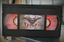 Dracula Movie, Desk Lamp,Horror  Movie, VHS, Scary, Bed Light, Present, Gift