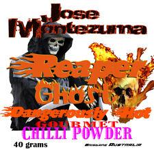 Gourmet Reaper Ghost Chilli Powder with Carolina Reaoer 40 gram