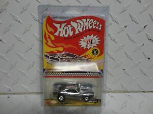 Hot Wheels Red Line Club Blue Stripes '67 Camaro