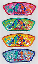 2014 SCOUTS OF CHINA (TAIWAN) - Jamboree On the Air & Internet JOTA JOTI Patch