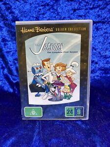 The Jetsons Season 1 (DVD, 4-Disc Box-Set) R4 PAL AUS (Complete First Season)