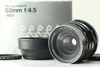 {NEAR MINT in Box} MAMIYA Sekor C 65mm f/4.5 Lens for RB67 Pro S SD JAPAN #6982b